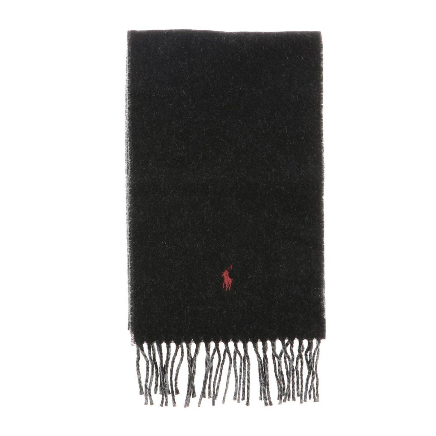 Scarf men Polo Ralph Lauren black 1