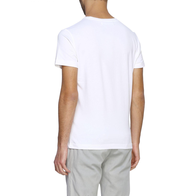 T-shirt Calvin Klein Jeans: T-shirt men Calvin Klein Jeans white 3