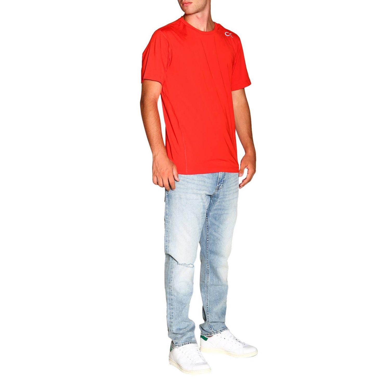 Джинсы Calvin Klein Jeans: Джинсы Мужское Calvin Klein Jeans потертый джинс 2