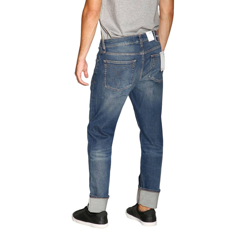 Джинсы Calvin Klein Jeans: Джинсы Мужское Calvin Klein Jeans серо-бежевый 3