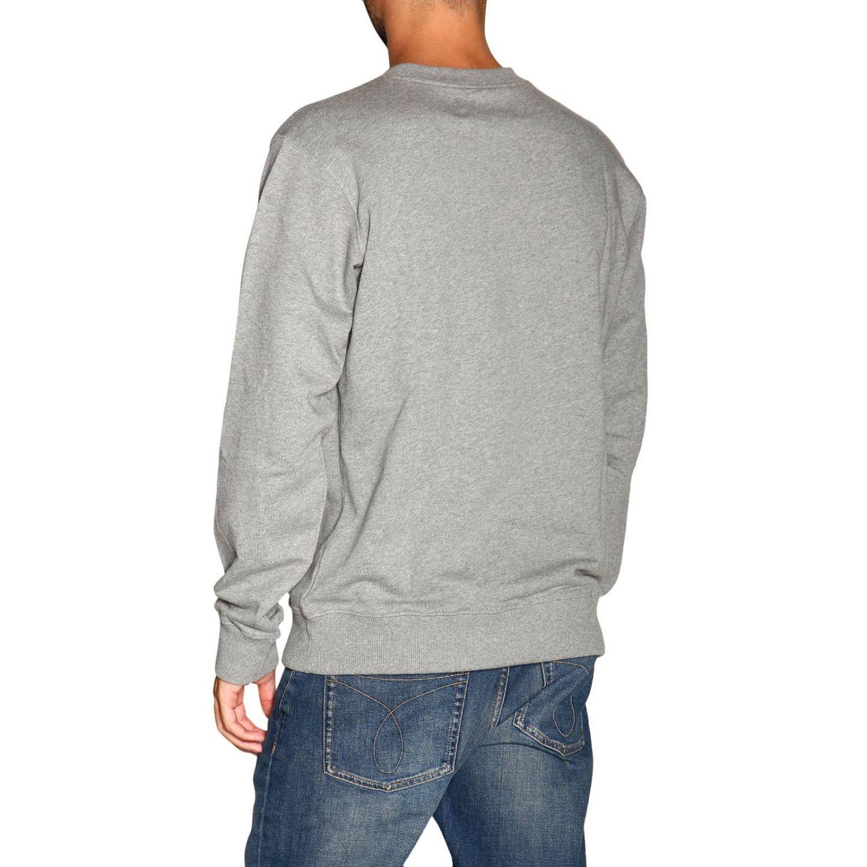 Pull Calvin Klein Jeans: Pull homme Calvin Klein Jeans gris 3
