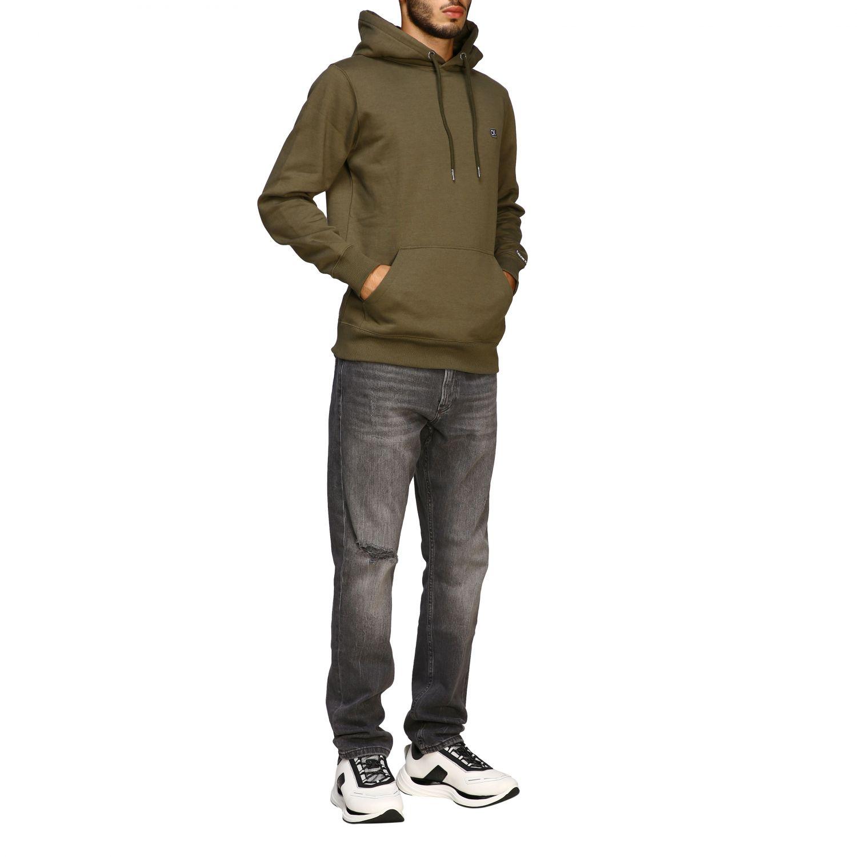 Свитер Calvin Klein Jeans: Свитер Мужское Calvin Klein Jeans милитари 2