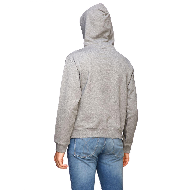 Sweatshirt Calvin Klein Jeans: Sweater men Calvin Klein Jeans grey 3
