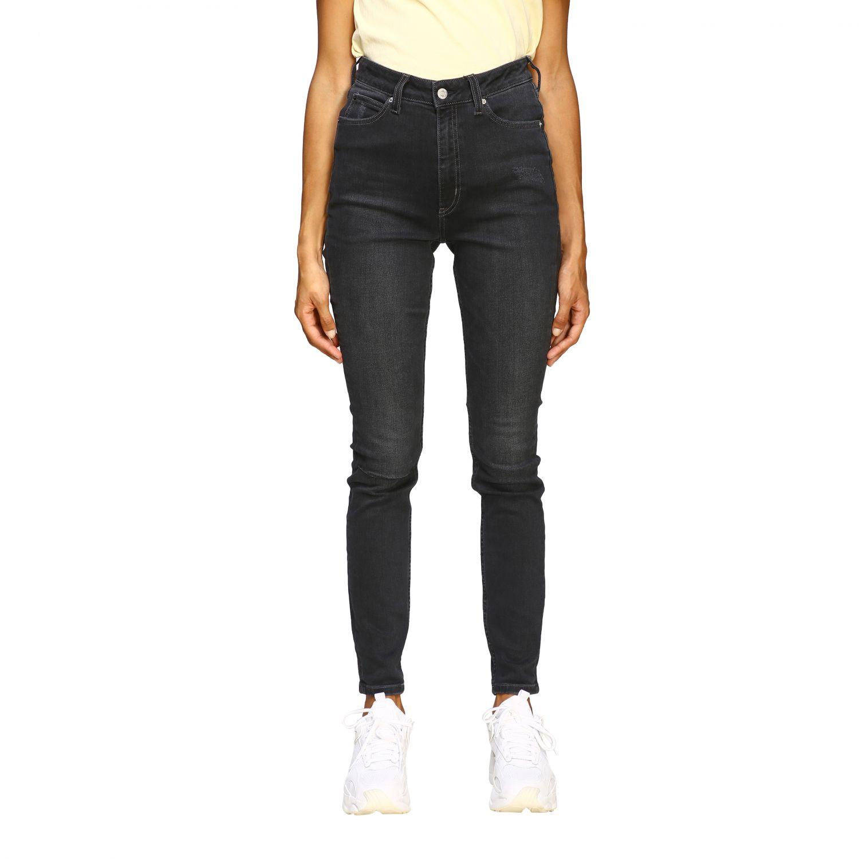 Jeans Calvin Klein Jeans: Jeans women Calvin Klein Jeans black 1