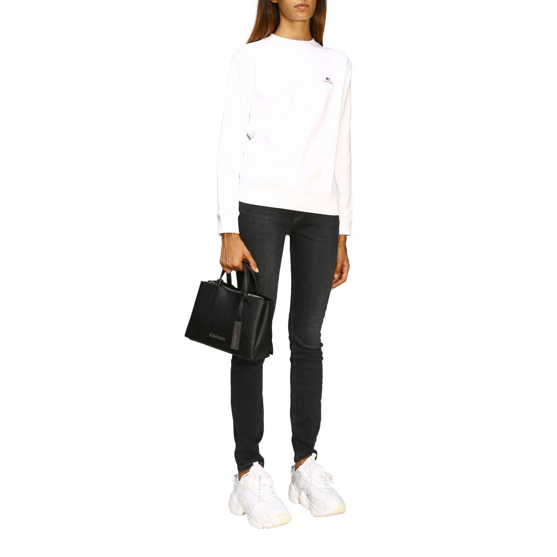 Jeans Calvin Klein Jeans: Jeans women Calvin Klein Jeans black 2