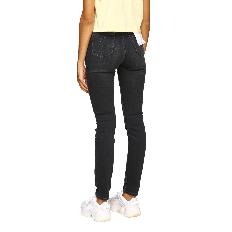 Jeans Calvin Klein Jeans: Jeans women Calvin Klein Jeans black 3