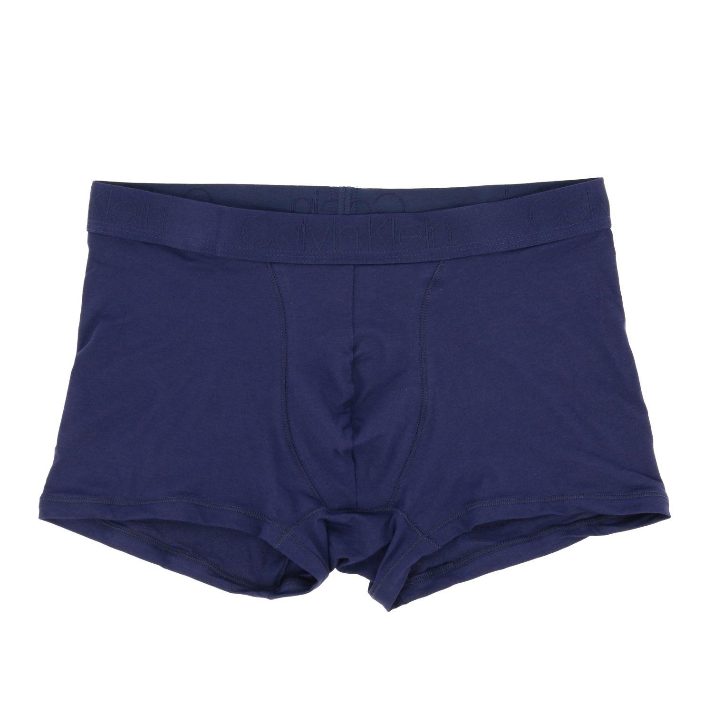Sous-vêtement homme Calvin Klein Underwear bleu 1