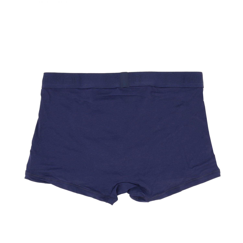 Sous-vêtement homme Calvin Klein Underwear bleu 2