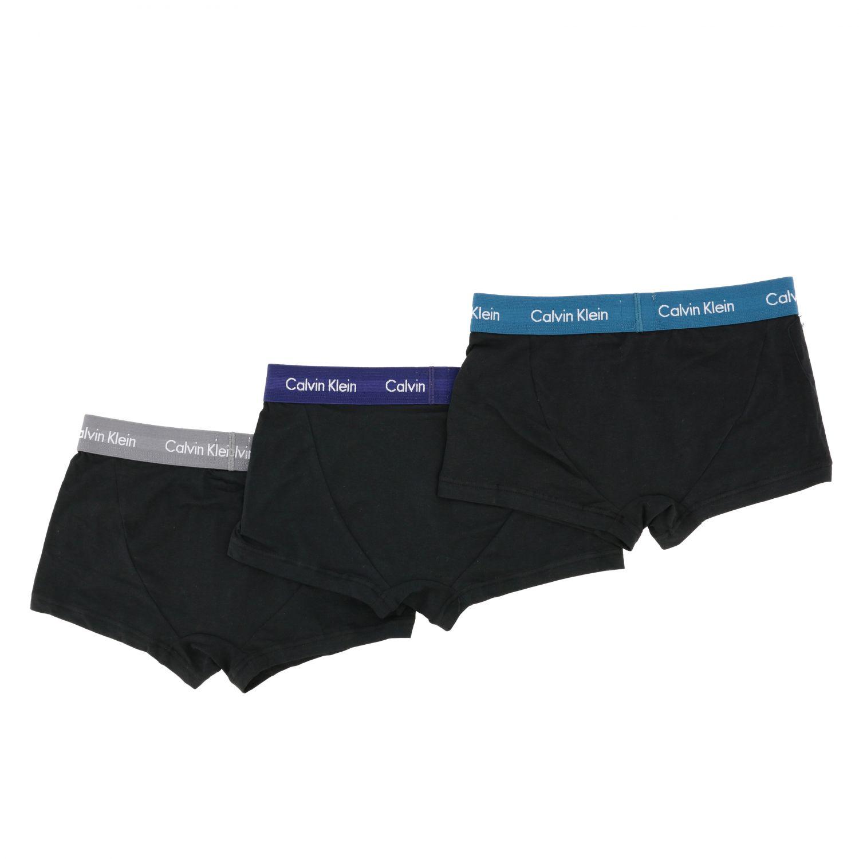 Sous-vêtement homme Calvin Klein Underwear noir 2