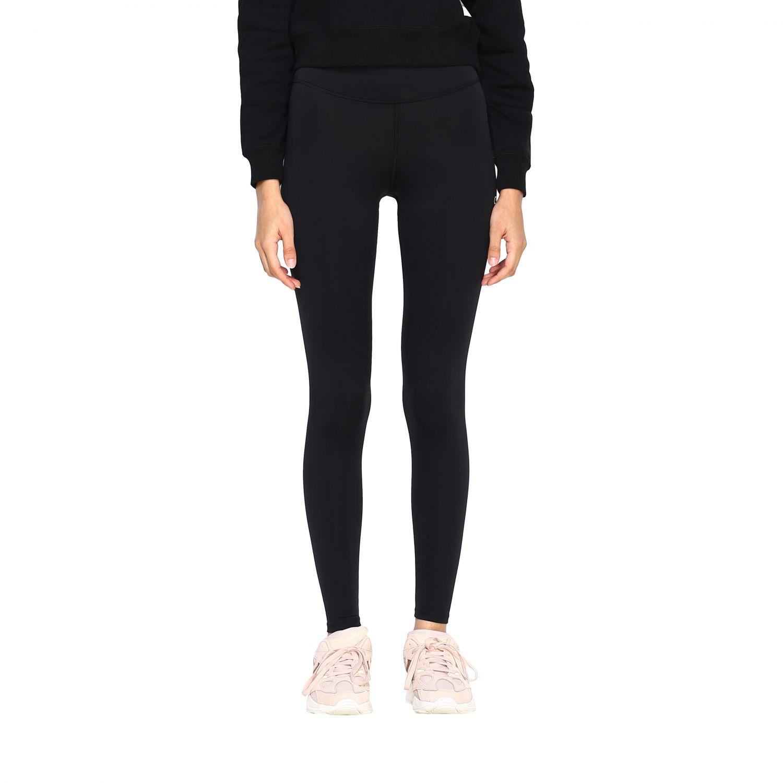 Pants women Calvin Klein Performance black 1