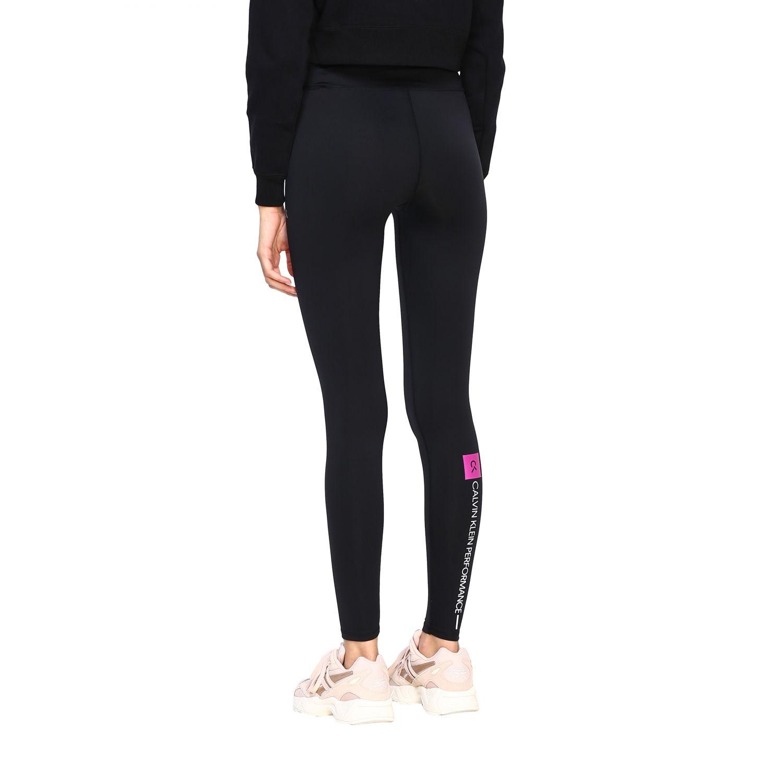 Pants women Calvin Klein Performance black 3