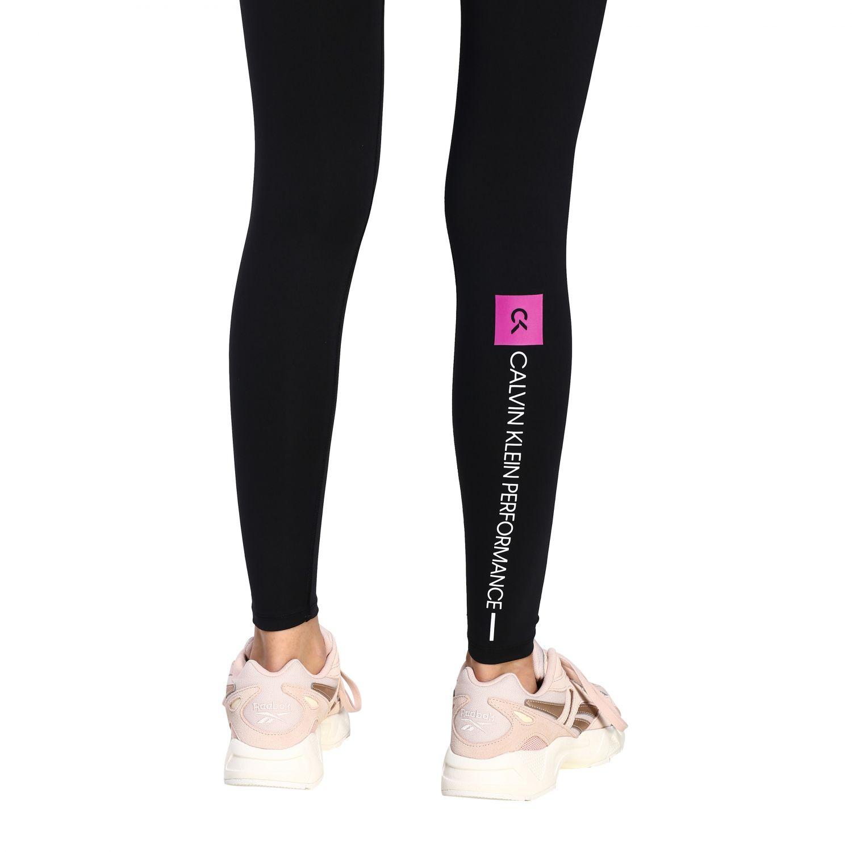 Pants women Calvin Klein Performance black 5