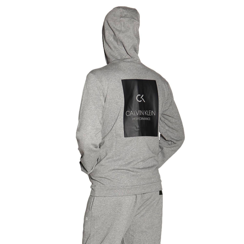 Sweater men Calvin Klein Performance grey 3