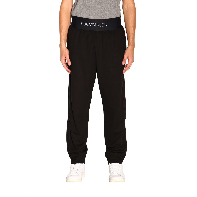Pants men Calvin Klein Performance black 1