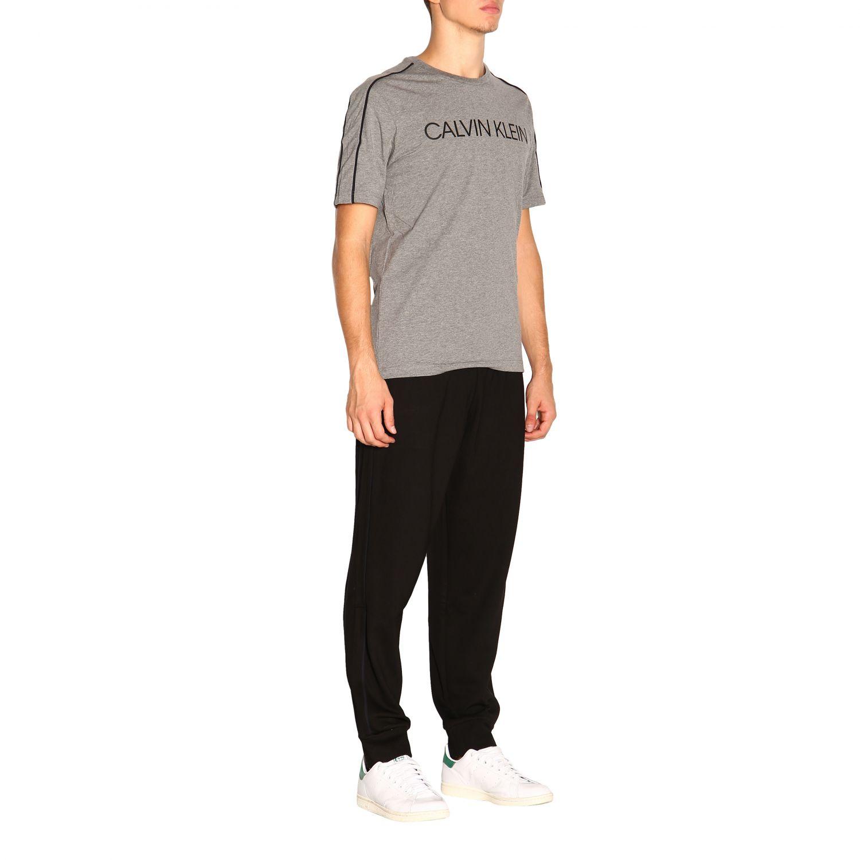Pants men Calvin Klein Performance black 2