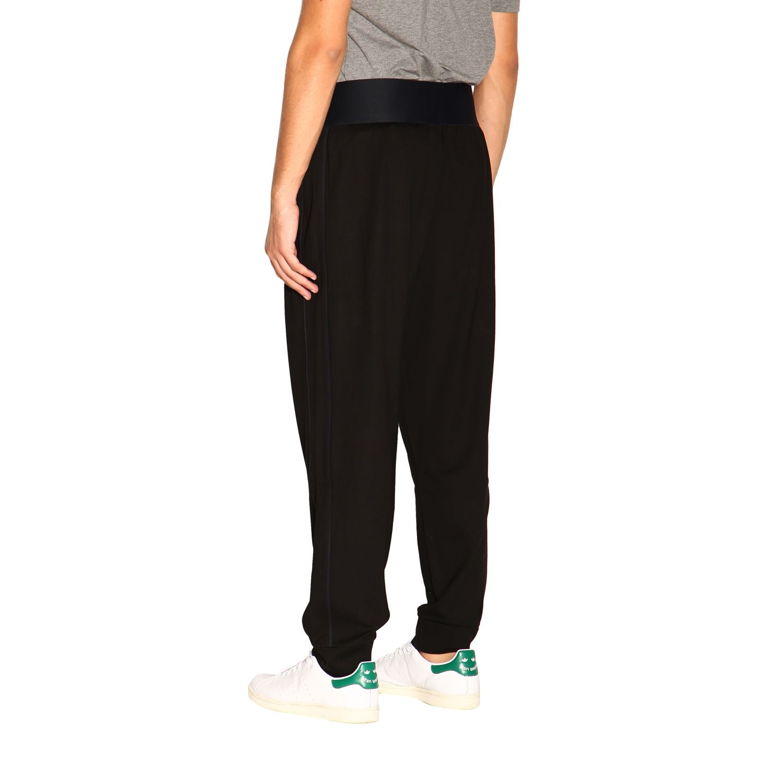 Pants men Calvin Klein Performance black 3