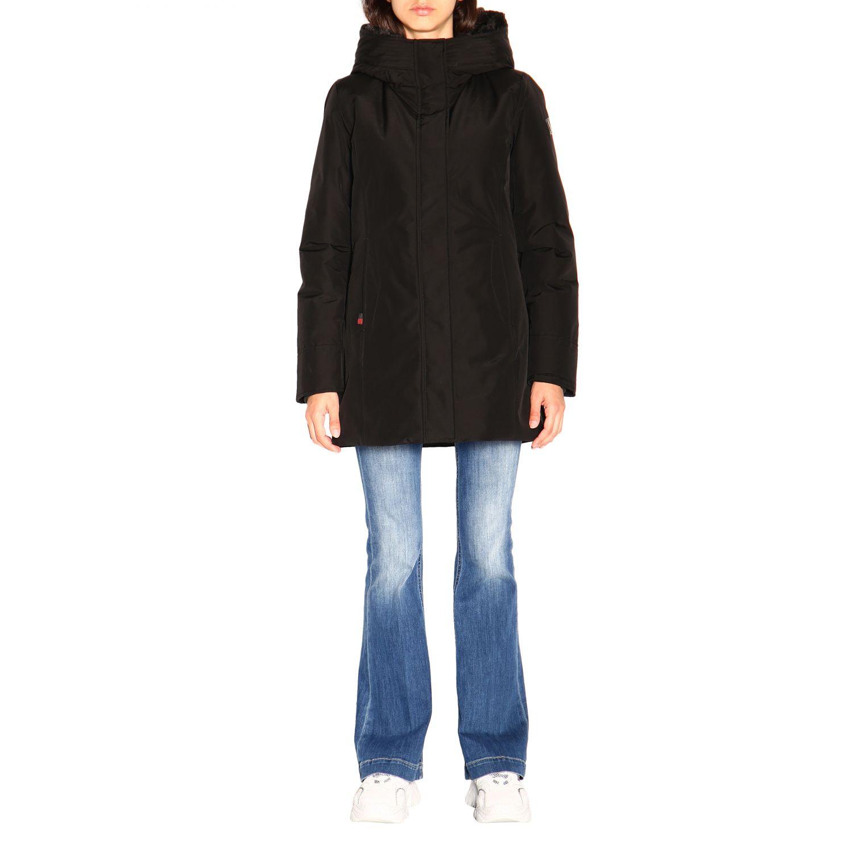 Veste femme Woolrich noir 1