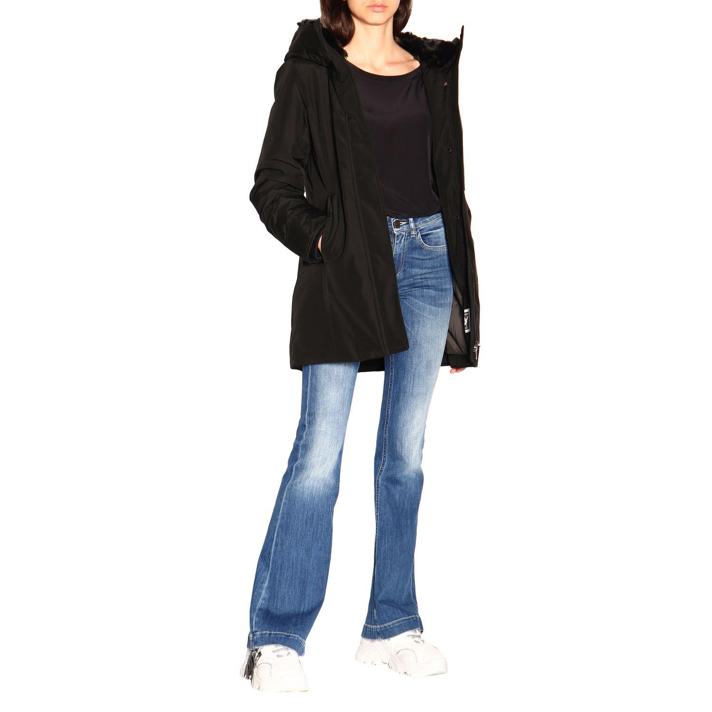 Veste femme Woolrich noir 2