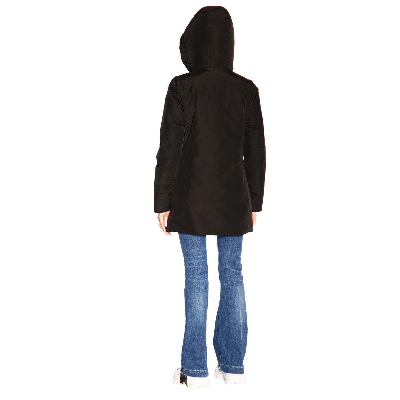 Veste femme Woolrich noir 3