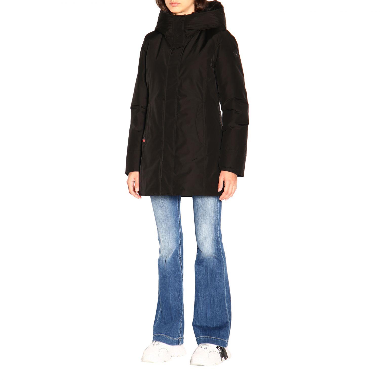 Veste femme Woolrich noir 4