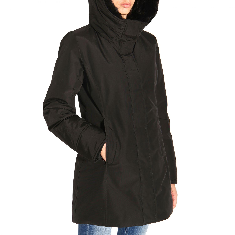 Veste femme Woolrich noir 5
