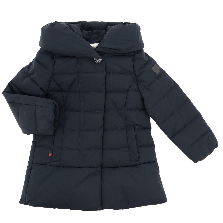 Veste enfant Woolrich bleu 1
