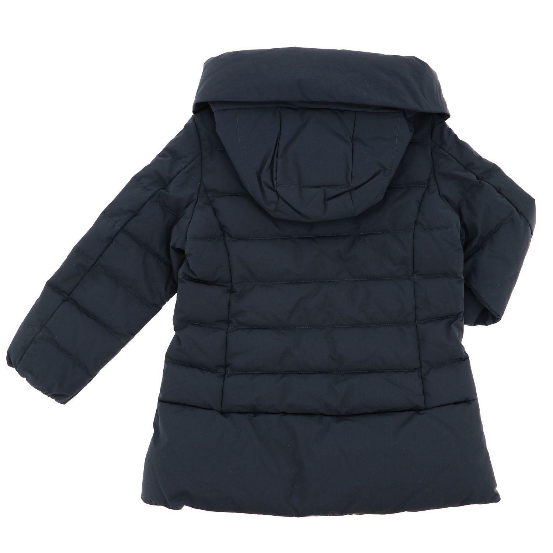 Veste enfant Woolrich bleu 2