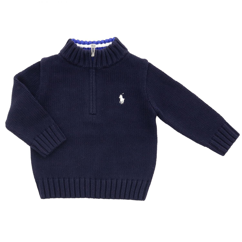 Sweater kids Polo Ralph Lauren Infant blue 1