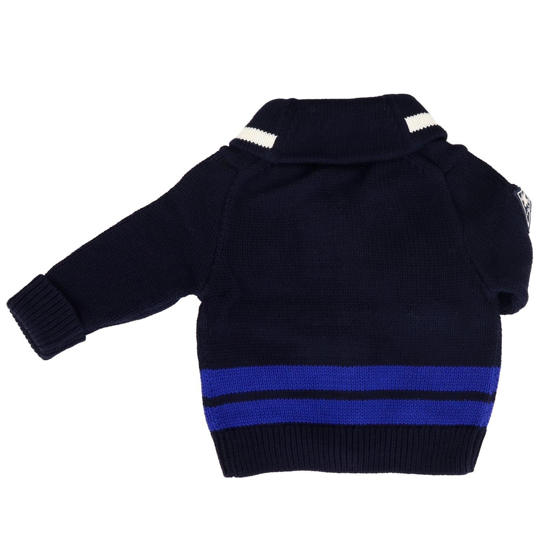 Sweater kids Polo Ralph Lauren Infant blue 2