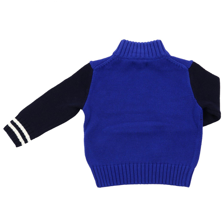 Sweater kids Polo Ralph Lauren Infant royal blue 2