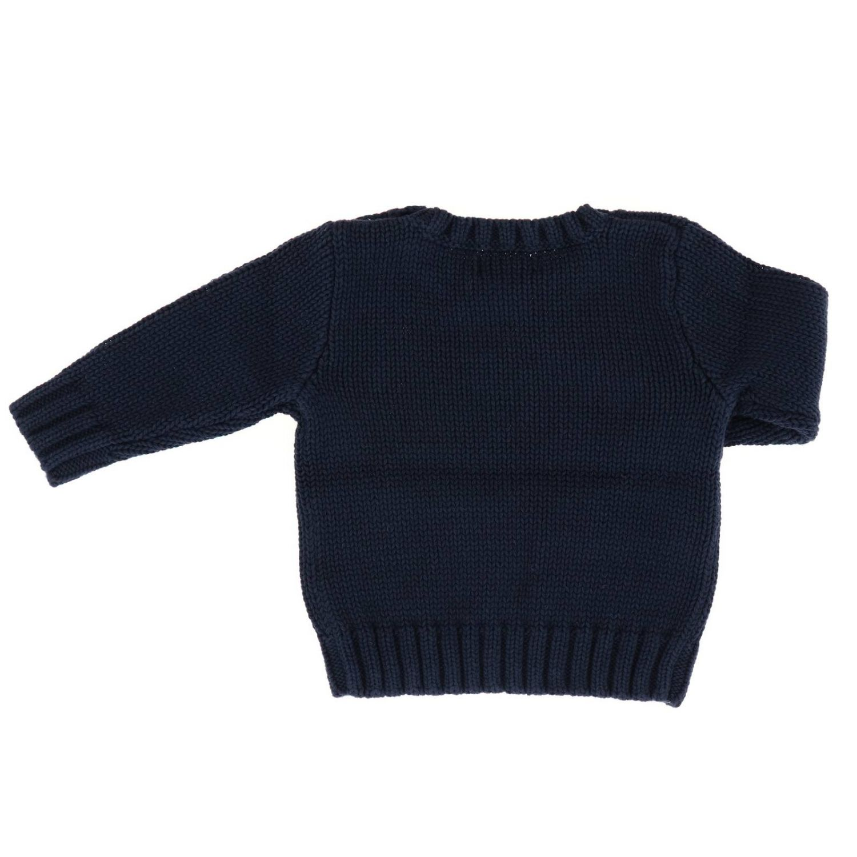 Pullover kinder Polo Ralph Lauren Infant blau 2