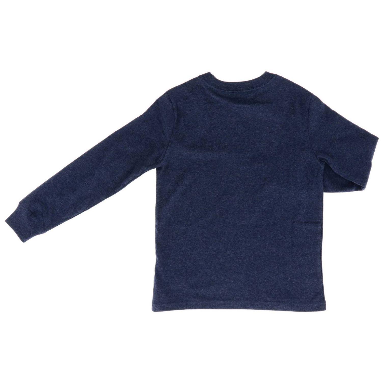 T-shirt kids Polo Ralph Lauren Kid blue 2
