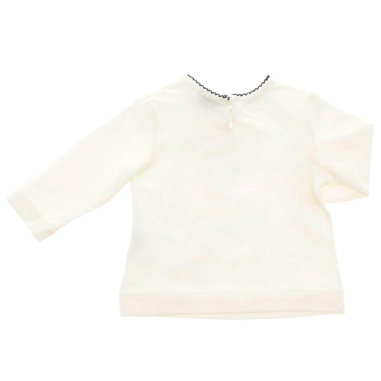 T恤 儿童 Monnalisa Bebe' 白色 2