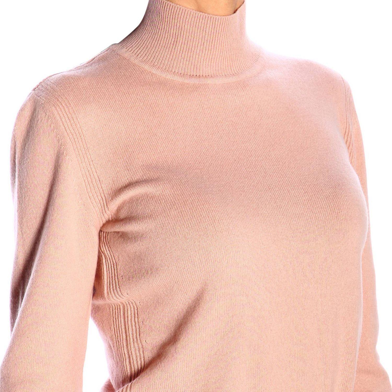 Jumper Alberta Ferretti: Jumper women Alberta Ferretti blush pink 4