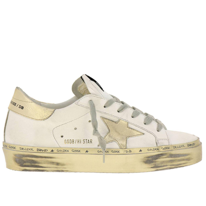 Sneakers Golden Goose G35WS945 H3 Giglio EN