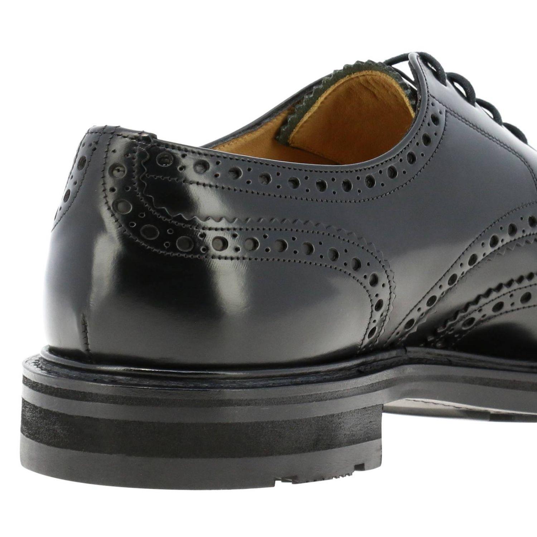 Schnürschuhe Church's: Schuhe herren Church's schwarz 5