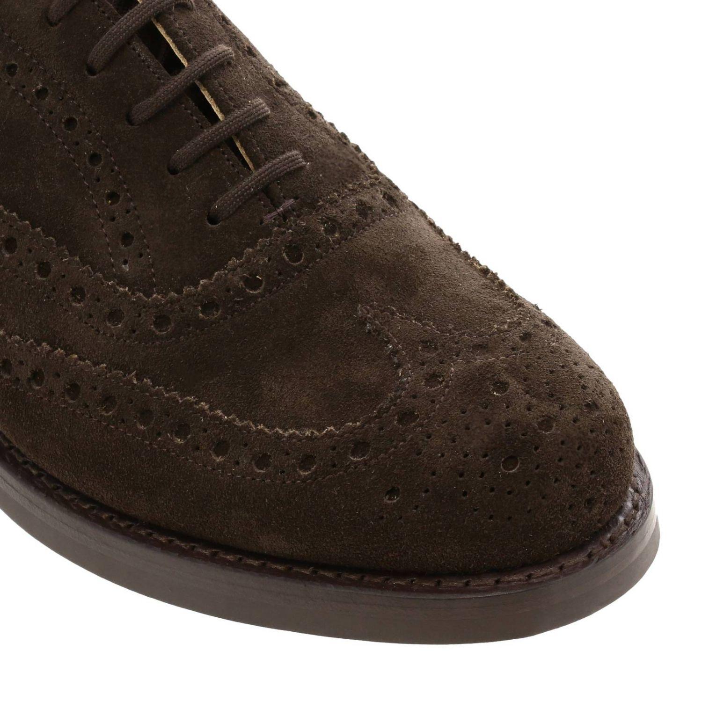 Brogue shoes Church's: Shoes men Church's dark 3