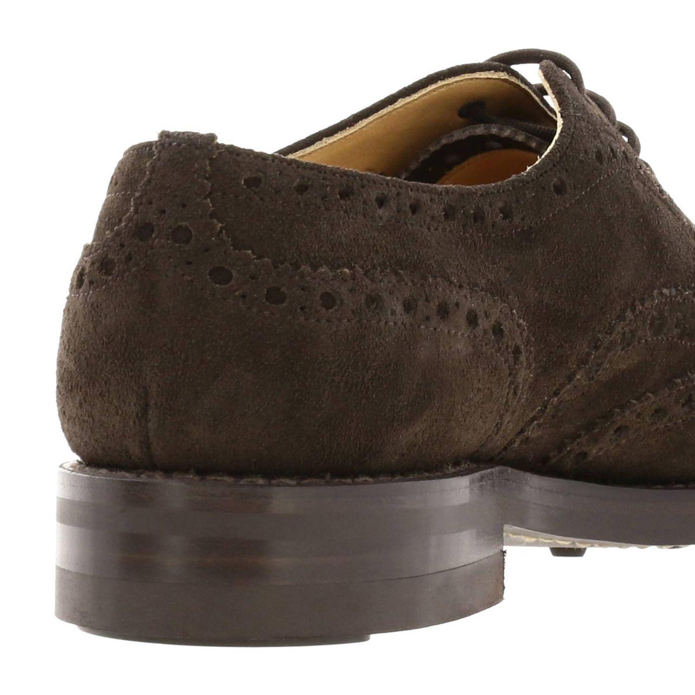 Brogue shoes Church's: Shoes men Church's dark 4