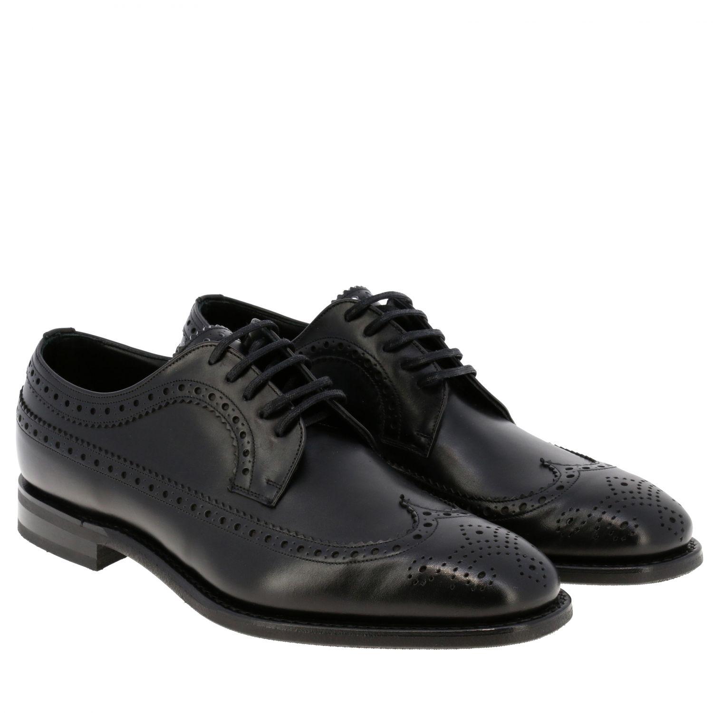 Schuhe herren Church's schwarz 2