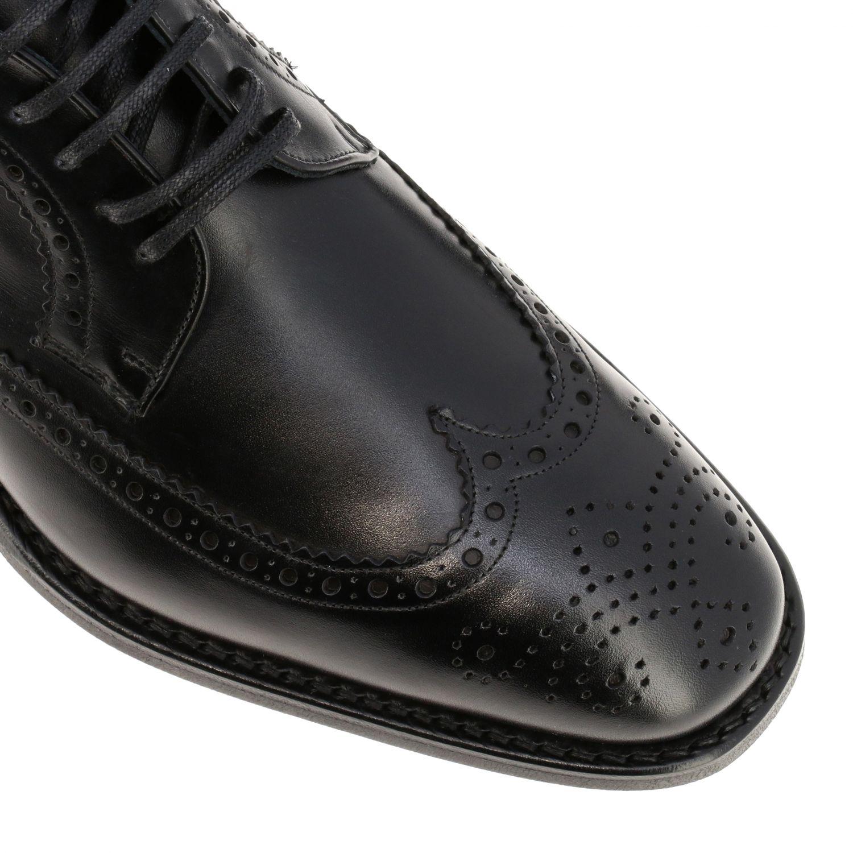 Schuhe herren Church's schwarz 4