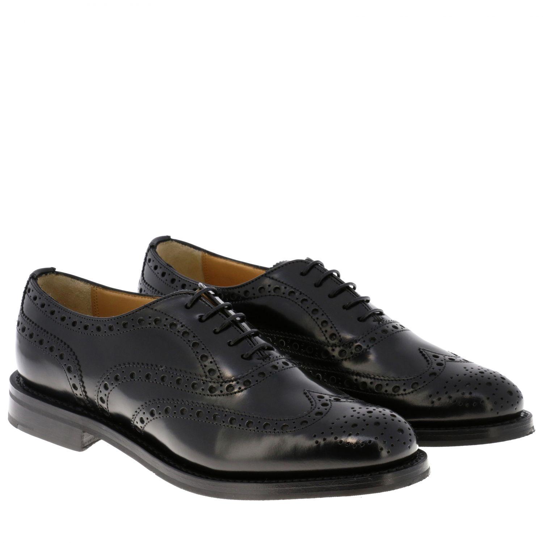 Schuhe damen Church's schwarz 2