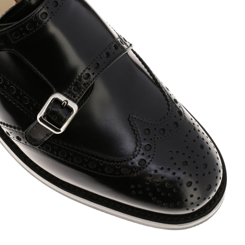 Brogues Church's: Shoes women Church's black 4
