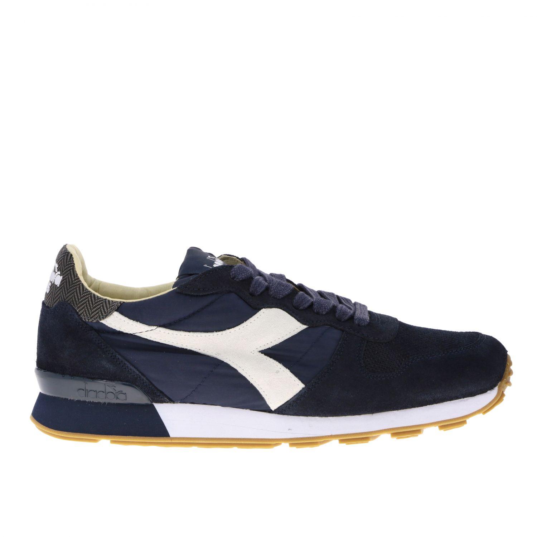 Sneakers Diadora Heritage: Shoes men Diadora Heritage blue 1