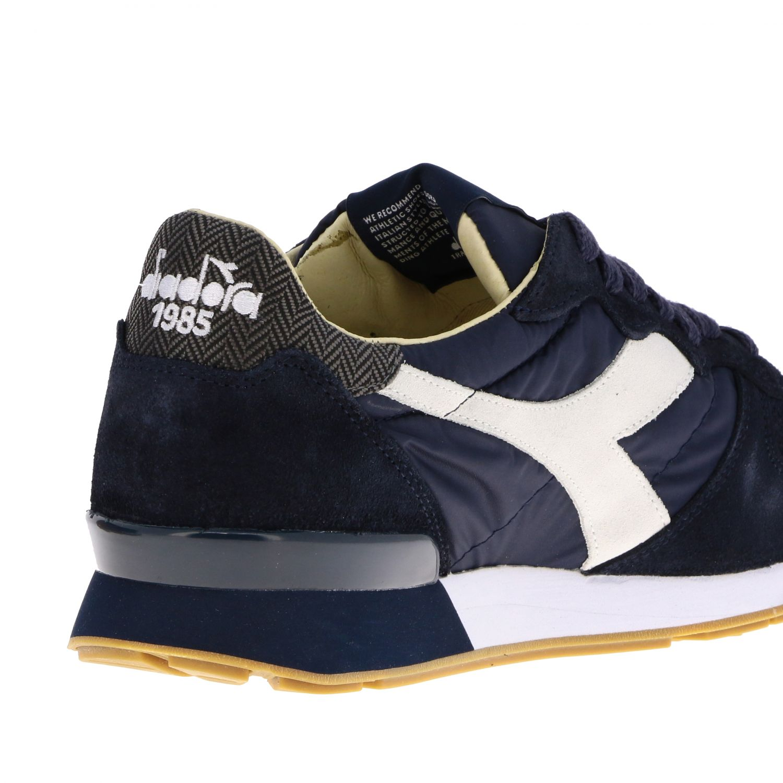 Sneakers Diadora Heritage: Shoes men Diadora Heritage blue 5