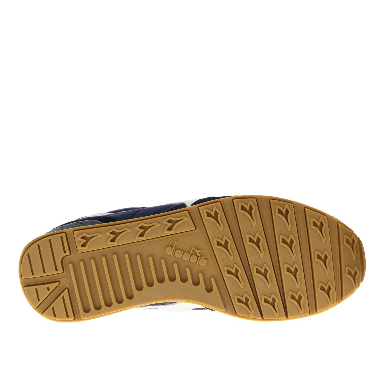Sneakers Diadora Heritage: Shoes men Diadora Heritage blue 6