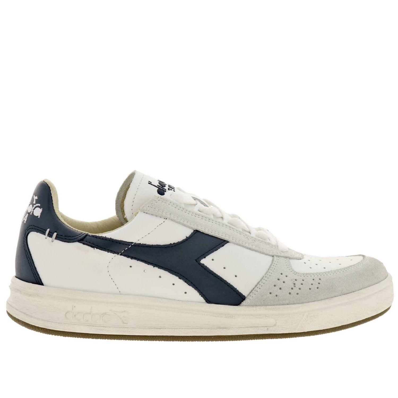 Sneakers Diadora Heritage: Schuhe herren Diadora Heritage weiß 1