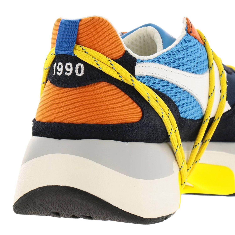 Sneakers Diadora Heritage: Shoes men Diadora Heritage blue 4