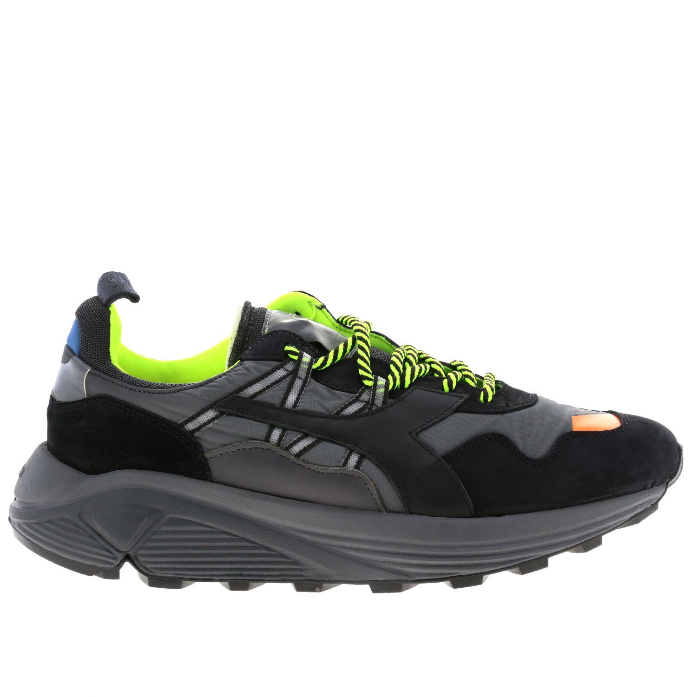 Sneakers Diadora Heritage: Shoes men Diadora Heritage black 1