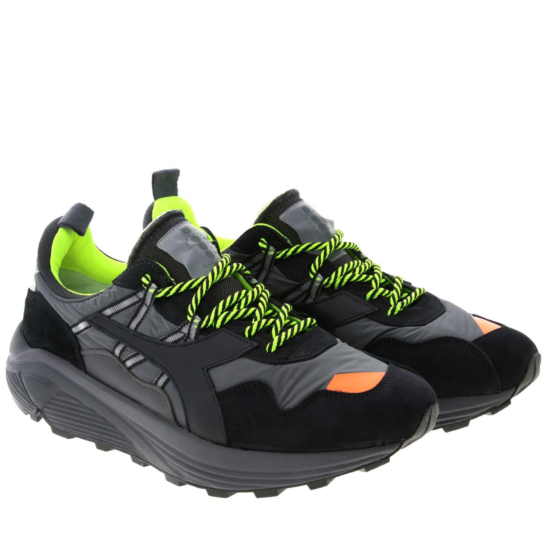 Sneakers Diadora Heritage: Shoes men Diadora Heritage black 2
