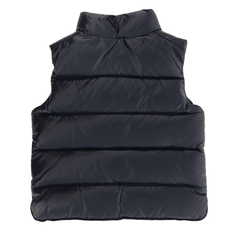 Jacket kids Moncler blue 2